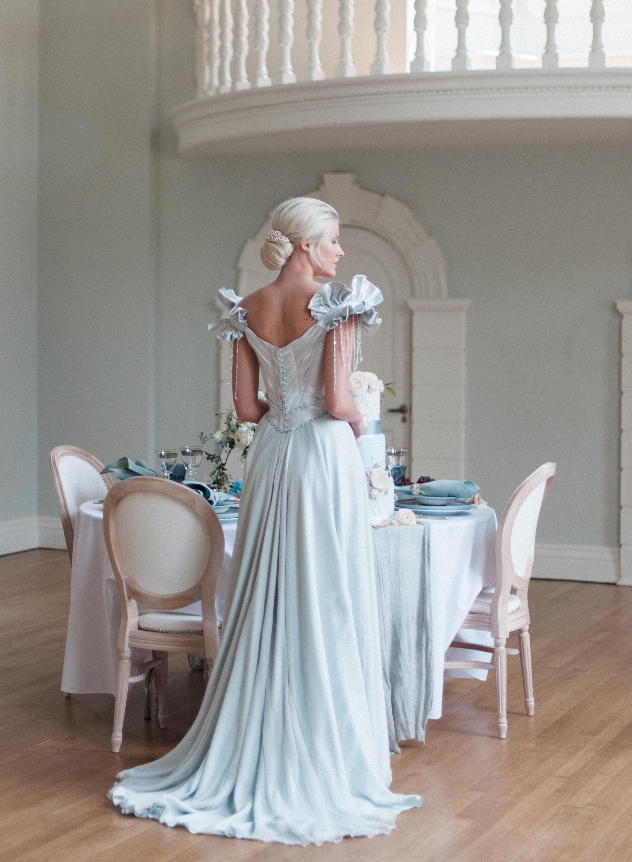 wedding dresses london