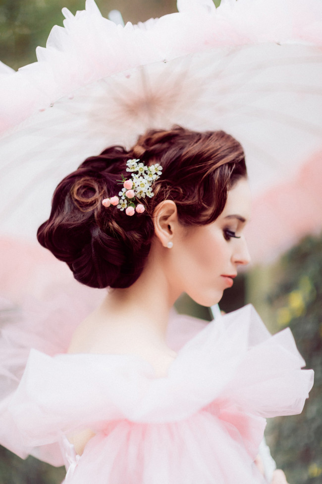 My Fair Wedding - Timeless Movie Inspired London Editorial