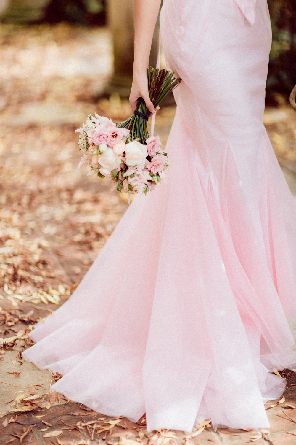My Fair Lady Styled Shoot - Chantal Mallett Bridal Couture